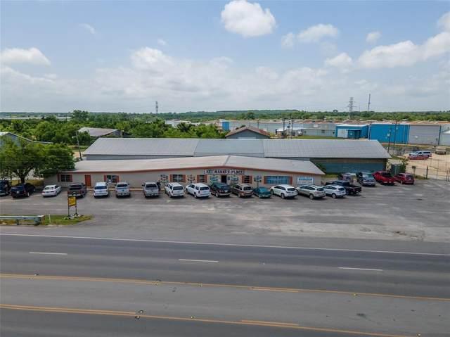 1950 A W South Loop, Stephenville, TX 76401 (MLS #14355194) :: The Daniel Team