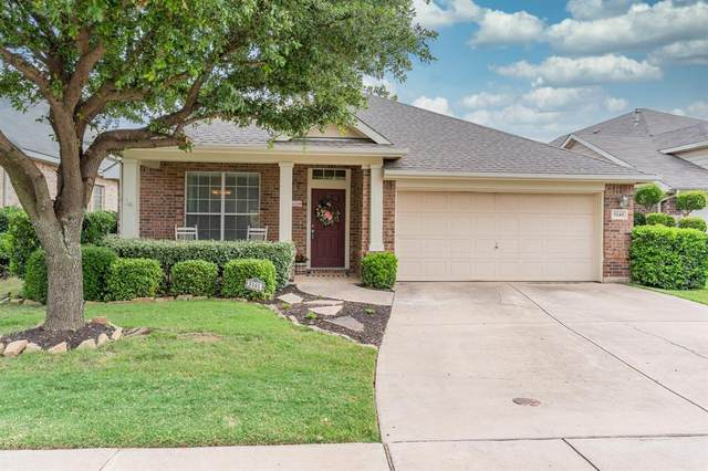 5141 Escambia Terrace, Fort Worth, TX 76244 (MLS #14355219) :: The Mauelshagen Group