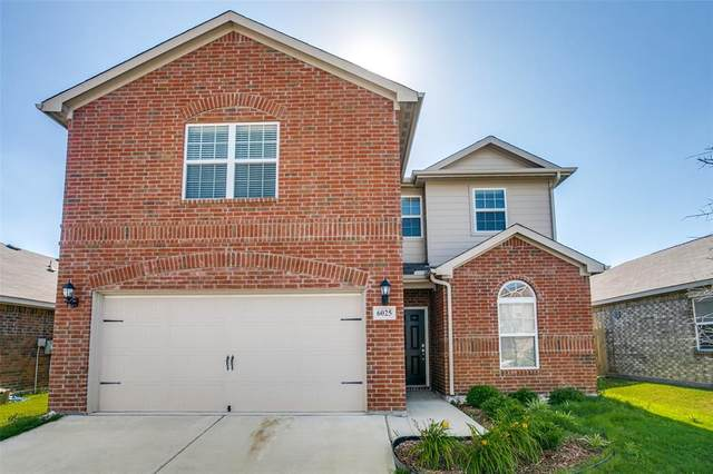 6025 Spring Ranch Dr, Fort Worth, TX 76179 (MLS #14355227) :: Tenesha Lusk Realty Group