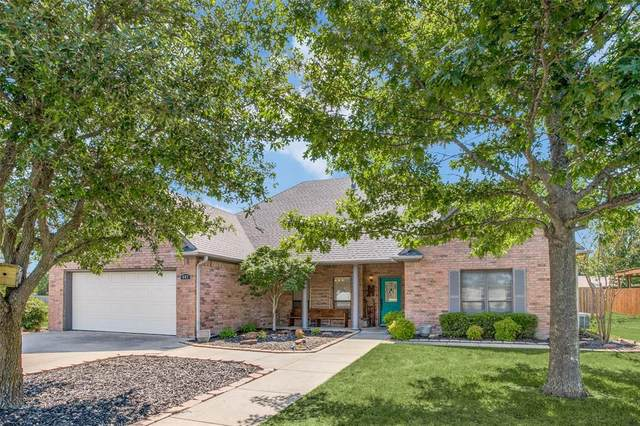 607 Farley Street, Whitewright, TX 75491 (MLS #14355233) :: The Kimberly Davis Group