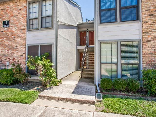 15151 Berry Trail #306, Dallas, TX 75248 (MLS #14355245) :: The Mauelshagen Group