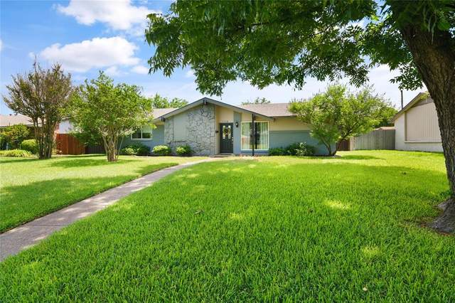 1128 Pacific Drive, Richardson, TX 75081 (MLS #14355247) :: The Good Home Team