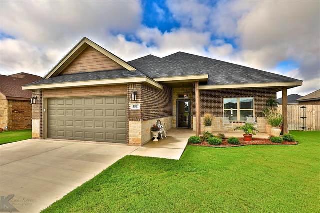 5801 Butterfield Meadow Parkway, Abilene, TX 79606 (MLS #14355248) :: The Tierny Jordan Network