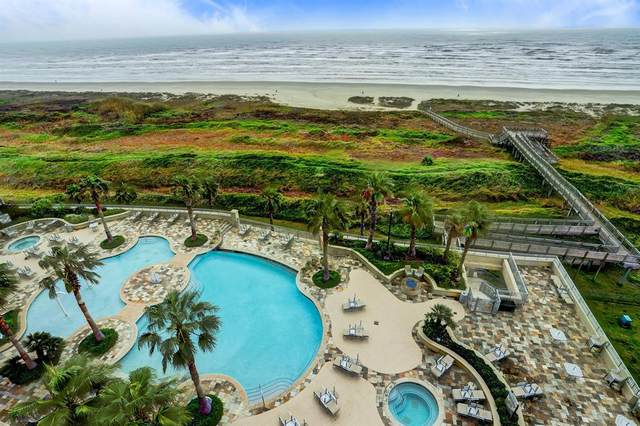 801 E Beach Drive Tw0706, Galveston, TX 77550 (MLS #14355265) :: The Kimberly Davis Group