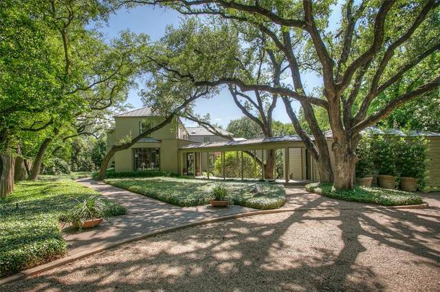409 Crestwood Drive, Fort Worth, TX 76107 (MLS #14355270) :: Keller Williams Realty
