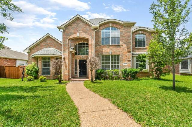 8109 Haning Drive, Plano, TX 75025 (MLS #14355280) :: The Paula Jones Team | RE/MAX of Abilene
