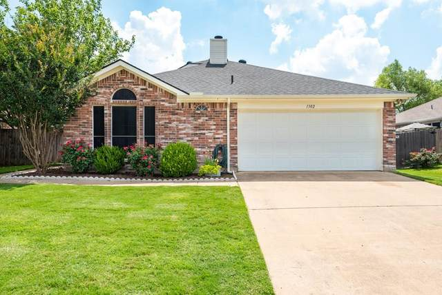 1302 Misty Drive, Midlothian, TX 76065 (MLS #14355284) :: All Cities USA Realty