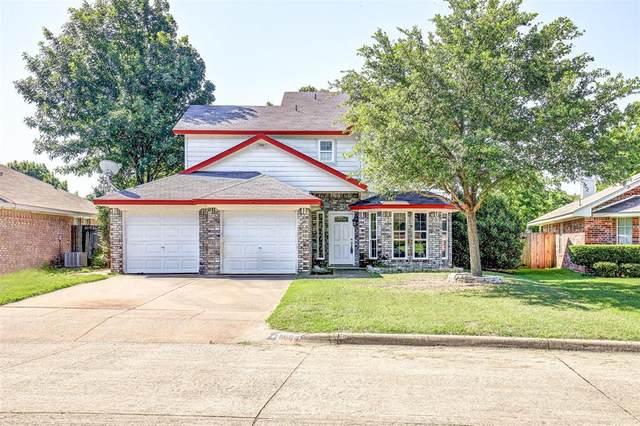 4664 Goldrock Drive, Fort Worth, TX 76137 (MLS #14355287) :: Team Hodnett