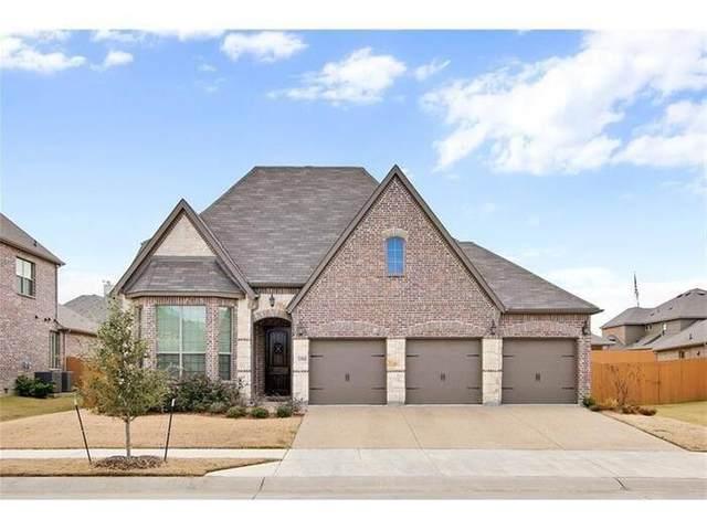 1304 Nacona Drive, Prosper, TX 75078 (MLS #14355302) :: Tenesha Lusk Realty Group