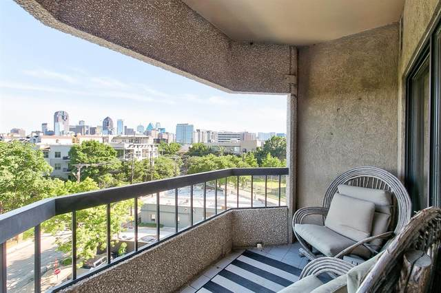3030 Mckinney Avenue #505, Dallas, TX 75204 (MLS #14355325) :: Results Property Group