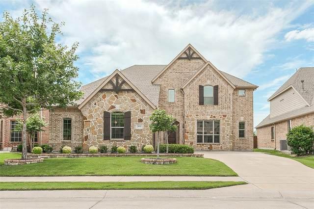 203 Chatfield Drive, Rockwall, TX 75087 (MLS #14355341) :: RE/MAX Landmark
