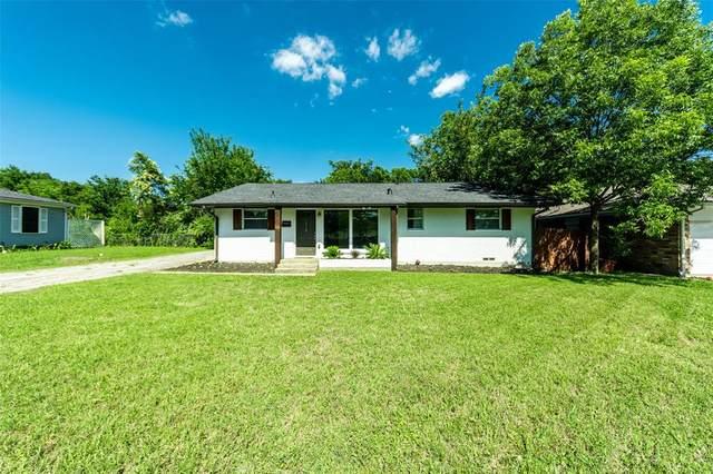1512 N Graves Street, Mckinney, TX 75069 (MLS #14355346) :: Robbins Real Estate Group