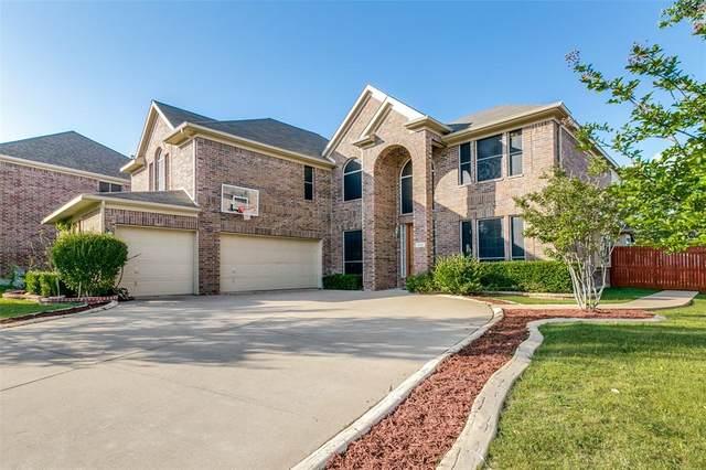 512 N Waterford Oaks Drive, Cedar Hill, TX 75104 (MLS #14355348) :: RE/MAX Pinnacle Group REALTORS