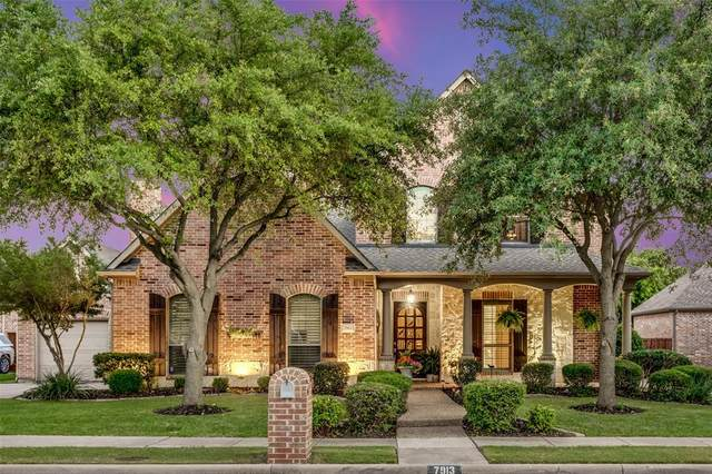 7913 Craftsbury Lane, Mckinney, TX 75071 (MLS #14355349) :: All Cities USA Realty