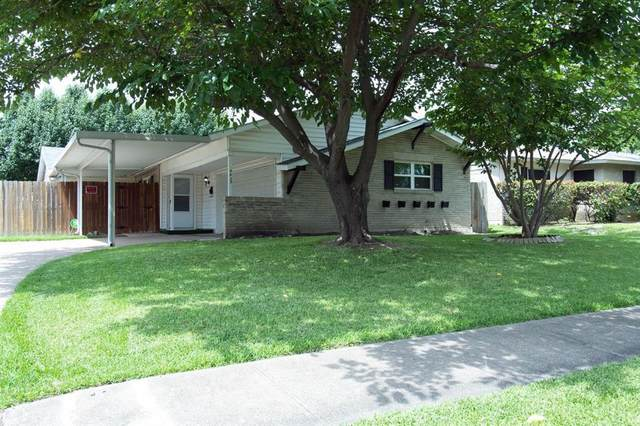 4439 Greenland Drive, Mesquite, TX 75150 (MLS #14355357) :: The Kimberly Davis Group