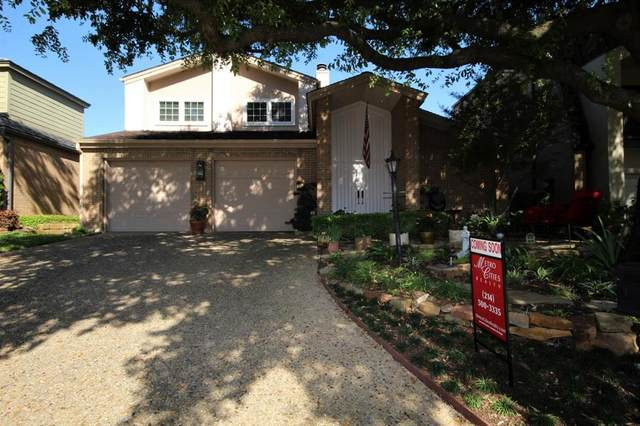 41 Crown Place, Richardson, TX 75080 (MLS #14355364) :: The Good Home Team