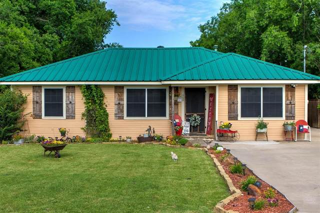 660 Gilcrease Street, Van Alstyne, TX 75495 (MLS #14355383) :: All Cities USA Realty
