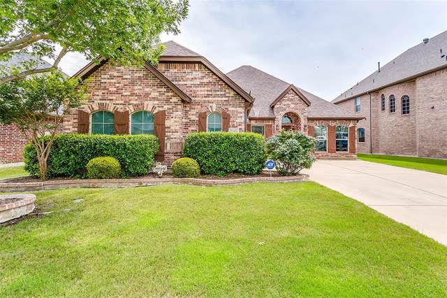 11949 Hathaway Drive, Fort Worth, TX 76108 (MLS #14355406) :: Real Estate By Design