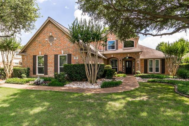 917 Midland Creek Drive, Southlake, TX 76092 (MLS #14355417) :: The Kimberly Davis Group