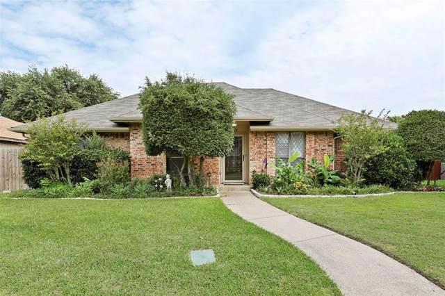 1911 Vera Cruz Drive, Carrollton, TX 75010 (MLS #14355422) :: The Good Home Team
