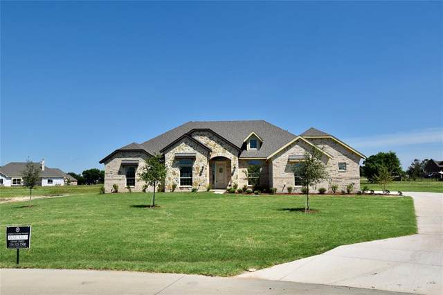 4733 Alyssa Lane, Celina, TX 75009 (MLS #14355430) :: All Cities USA Realty