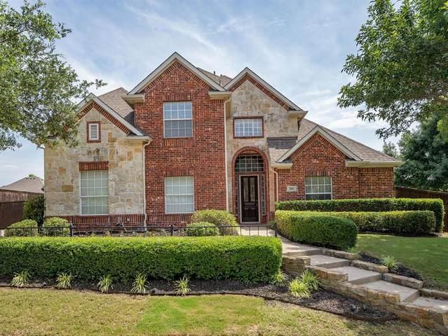 5916 Lavon Drive, Flower Mound, TX 75028 (MLS #14355432) :: Post Oak Realty