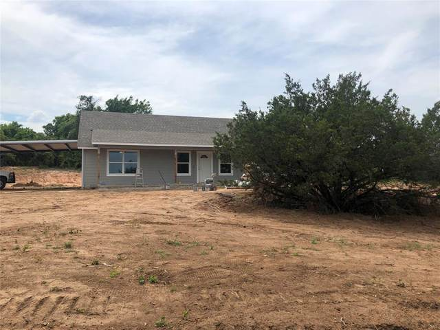 117 Tnt Court, Springtown, TX 76082 (MLS #14355433) :: The Kimberly Davis Group