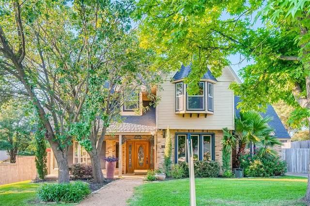 7604 Quail Ridge Street, Fort Worth, TX 76179 (MLS #14355448) :: Team Hodnett