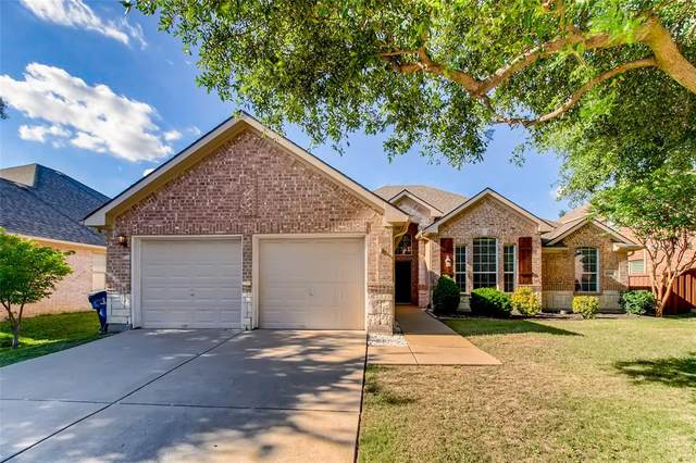 1568 Kingfisher Lane, Frisco, TX 75033 (MLS #14355449) :: The Good Home Team