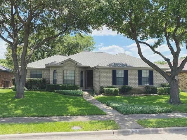 621 Thompson Drive, Coppell, TX 75019 (MLS #14355462) :: The Daniel Team