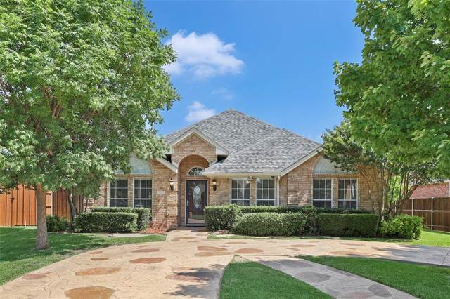 2105 Cliffside Drive, Plano, TX 75023 (MLS #14355466) :: The Good Home Team