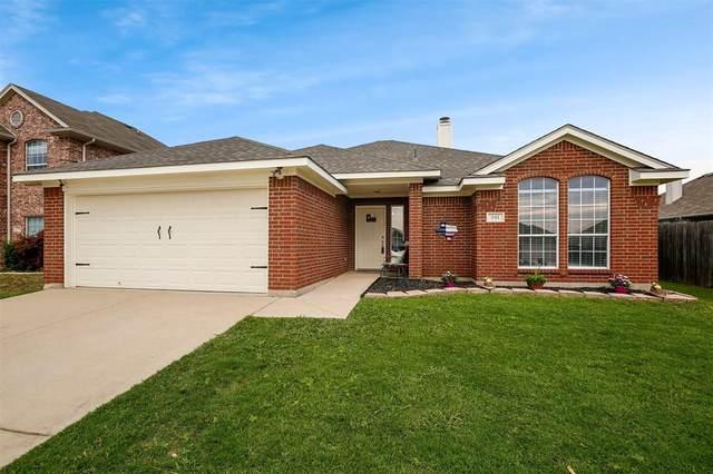 341 Rock Hill Drive, Crowley, TX 76036 (MLS #14355473) :: Keller Williams Realty