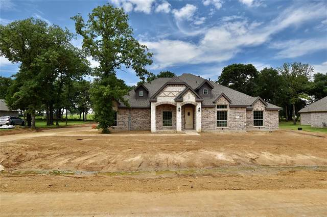117 Dogwood Drive, Krugerville, TX 76227 (MLS #14355474) :: All Cities USA Realty