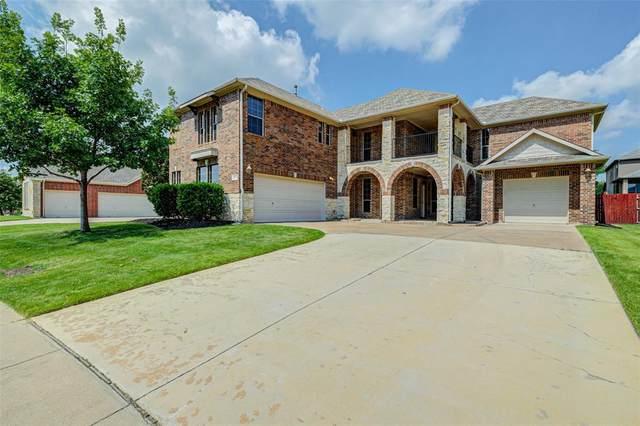 9733 Brewster Lane, Fort Worth, TX 76244 (MLS #14355477) :: Team Hodnett