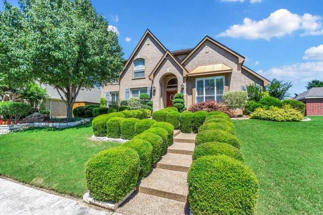 6712 Gray Wolf Drive, Plano, TX 75024 (MLS #14355487) :: Post Oak Realty