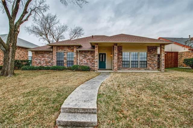 4261 Arbor Creek Drive, Carrollton, TX 75010 (MLS #14355496) :: The Good Home Team