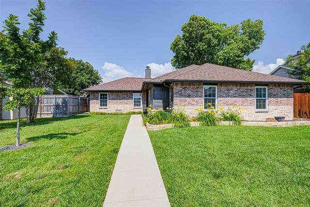 4517 Mariner Drive, Rowlett, TX 75088 (MLS #14355542) :: The Good Home Team