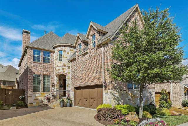 731 Ontzlake Drive, Lewisville, TX 75056 (MLS #14355547) :: Team Hodnett