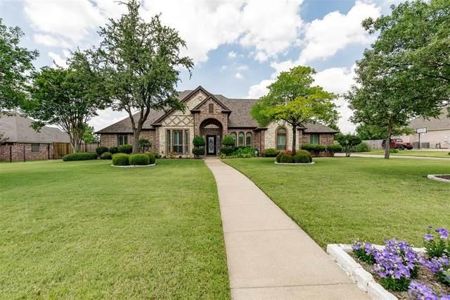 308 Ash Lane, Haslet, TX 76052 (MLS #14355550) :: Justin Bassett Realty