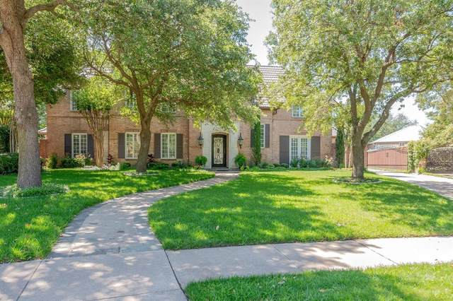 5507 Clermont Court, Colleyville, TX 76034 (MLS #14355556) :: The Chad Smith Team