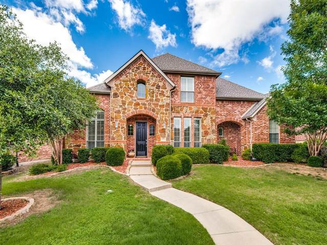 1344 Sunland Park Drive, Frisco, TX 75033 (MLS #14355574) :: The Good Home Team