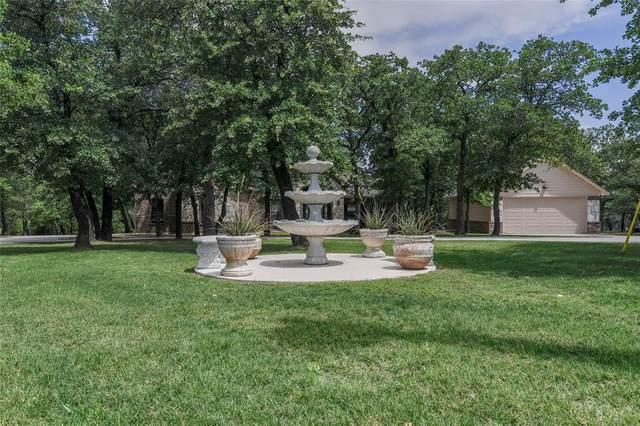 546 Preserve Court, Sunset, TX 76270 (MLS #14355577) :: The Welch Team