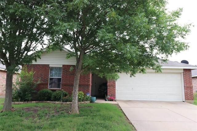 1137 Cottonwood Drive, Crowley, TX 76036 (MLS #14355578) :: Century 21 Judge Fite Company