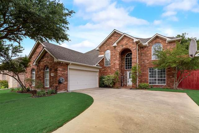 3092 Greenfield Drive, Richardson, TX 75082 (MLS #14355586) :: All Cities USA Realty