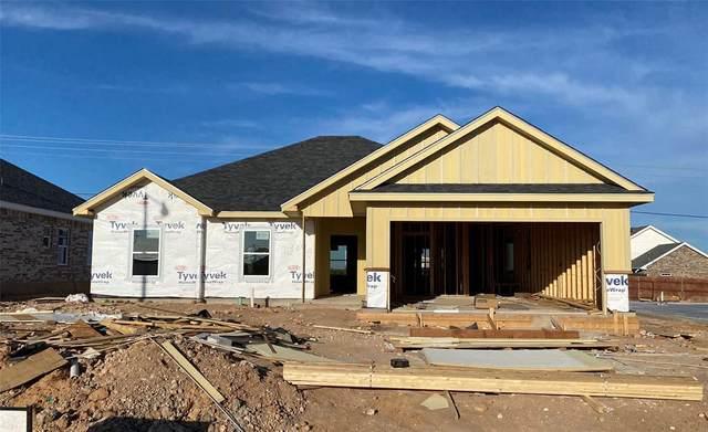 7309 Wildflower Way, Abilene, TX 79602 (MLS #14355600) :: Potts Realty Group