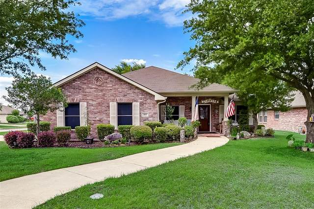 103 Forest Creek Lane, Terrell, TX 75160 (MLS #14355628) :: Tenesha Lusk Realty Group