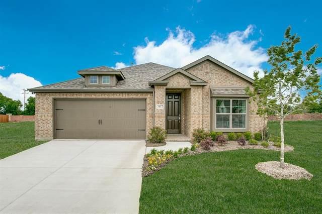 5928 Marigold Drive, Mckinney, TX 75071 (MLS #14355634) :: The Chad Smith Team