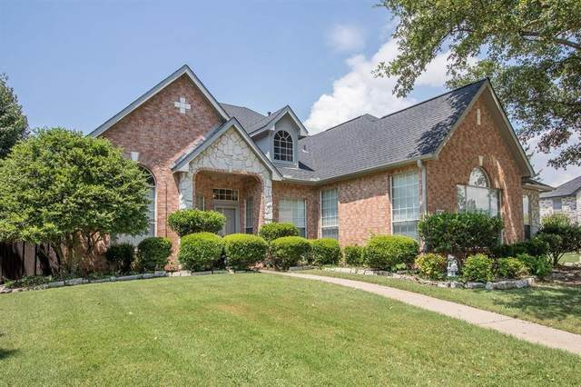 9705 Heartstone Lane, Rowlett, TX 75087 (MLS #14355645) :: Team Hodnett