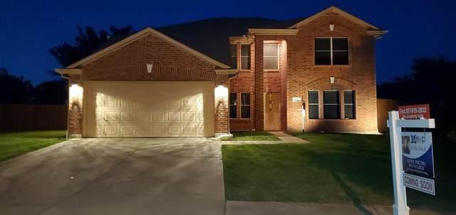 7111 Galveston Drive, Arlington, TX 76002 (MLS #14355647) :: RE/MAX Landmark