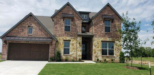 1034 Helmsley Drive, Frisco, TX 75034 (MLS #14355683) :: Baldree Home Team